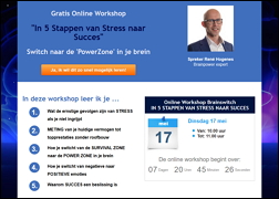 Leadpage online workshop brainswitch